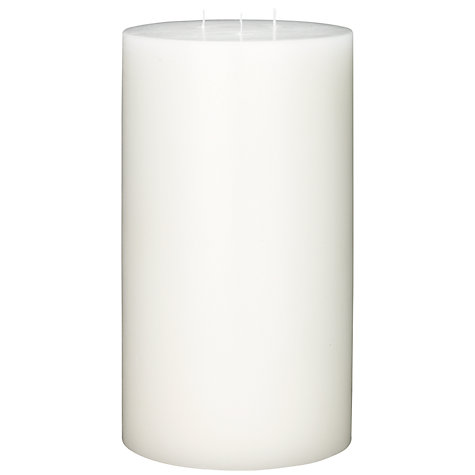 Buy Citronella 3 Wick Candle, Natural, H13cm Online at johnlewis.com
