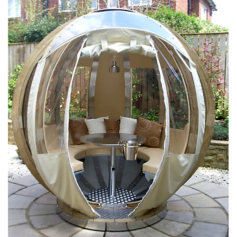 Buy farmer39s cottage rotating sphere lounger john lewis for Patio furniture covers john lewis