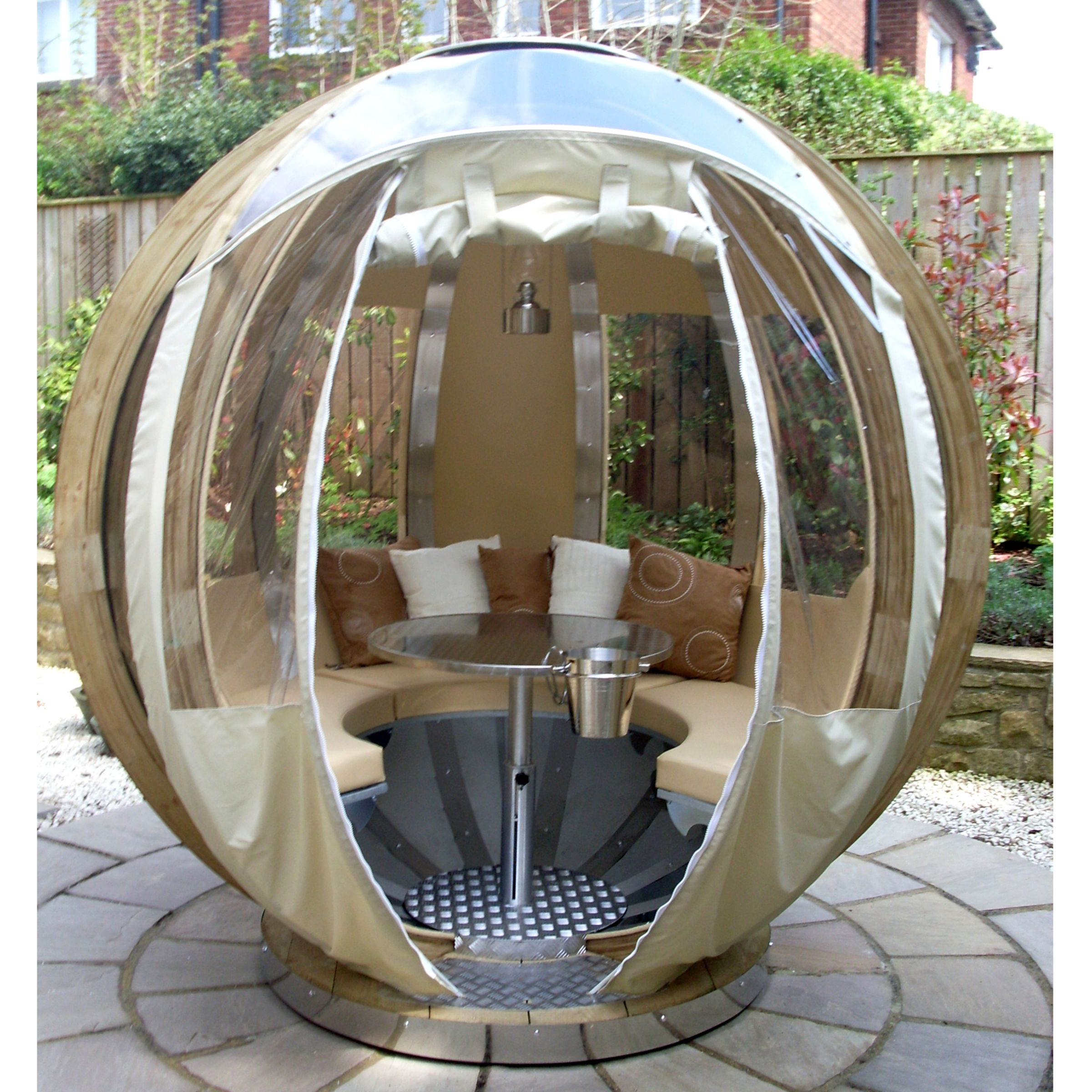 Farmer's Cottage Farmer's Cottage Rotating Sphere Lounger