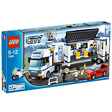 Buy Lego City Police Mobile Unit Online at johnlewis.com