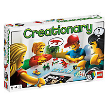 Buy Lego Games Creationary Online at johnlewis.com