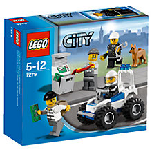 Buy LEGO City Police Minifigure Collection Online at johnlewis.com