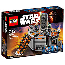Buy LEGO Star Wars Carbon-Freezing Chamber Online at johnlewis.com