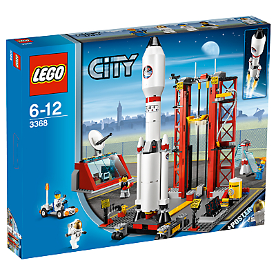 Lego City Space Centre