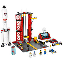 Buy LEGO City Space Centre Online at johnlewis.com