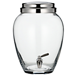 John Lewis Glass Drinks Dispenser £60