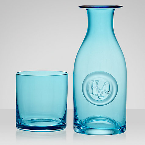 Buy Dartington Crystal H2O Carafe and Cup, 30cl Online at johnlewis.com