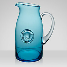 Buy Dartington Crystal H2O Jug, 2L Online at johnlewis.com