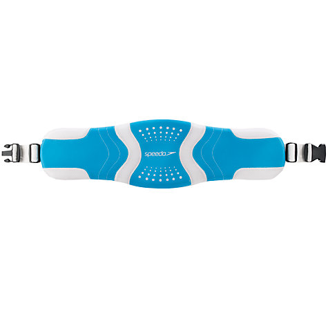 Buy Speedo Hydro Belt, Blue Online at johnlewis.com