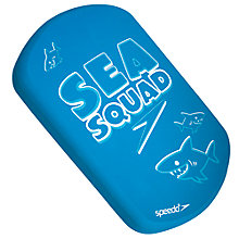Buy Speedo Sea Squad Mini Kick, Blue Online at johnlewis.com