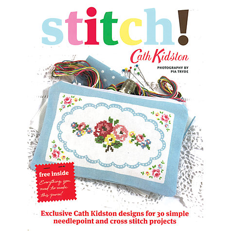 Buy Cath Kidston Stitch! Online at johnlewis.com