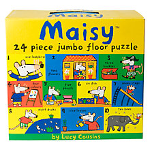 Buy Maisy Floor Puzzle, 24 Pieces Online at johnlewis.com