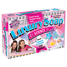 Buy Wild Science Luxury Soap Science Online at johnlewis.com