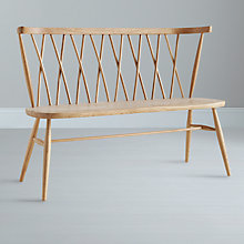 Buy ercol for John Lewis Chiltern Bench, Oak Online at johnlewis.com