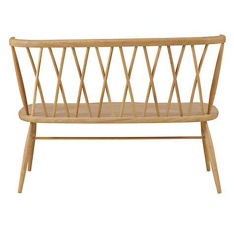 Buy ercol for John Lewis Chiltern Bench Online at johnlewis.com
