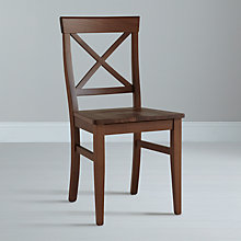 Buy Pemberley Cross-Back Dining Chairs Online at johnlewis.com