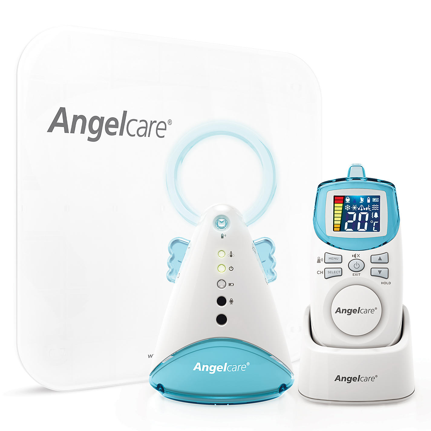 Angelcare Movement And Sound Baby Monitor Ac401 Brand
