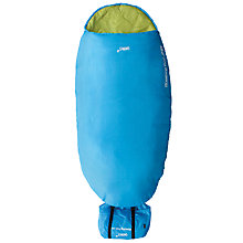 Buy Gelert Sleeping Pod JNR Sleeping Bag, Blue Online at johnlewis.com