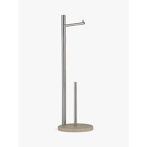 Modern bathroom hardware - Buy John Lewis Dune Toilet Butler Sandstone John Lewis