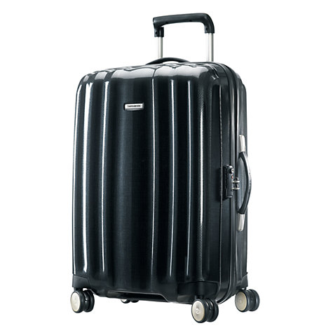 Buy Samsonite Cubelite Spinner 4-Wheel Medium Suitcase Online at johnlewis.com