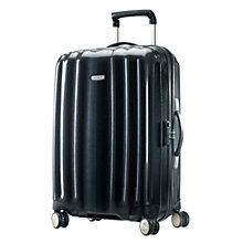 Buy Samsonite Cubelite Spinner 4-Wheel Large Suitcase Online at johnlewis.com