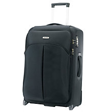 Buy Samsonite Cordoba Duo Hybrid 2-Wheel Large Suitcase, Graphite Online at johnlewis.com