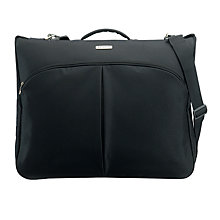 Buy Samsonite Cordoba Duo Suit and Garment Bag, Graphite Online at johnlewis.com