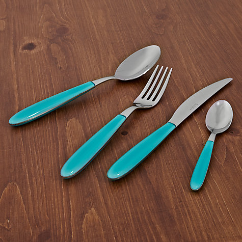 Buy John Lewis Vero Dessert Spoon Online at johnlewis.com