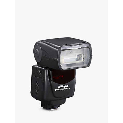 Buy Nikon SB-700 Speedlight Flash for Nikon FX and DX SLR's Online at johnlewis.com