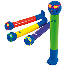 Buy Zoggs Dive Sticks, Multicoloured Online at johnlewis.com