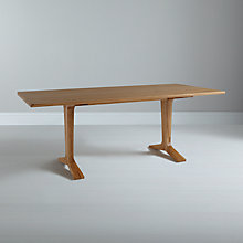 Buy Mathew Hilton for Case Ballet 8 Seater Dining Table Online at johnlewis.com
