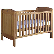 Buy Boori Georgina Cotbed, Heritage Teak Online at johnlewis.com