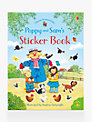 Usborne Farmyard Tales Sticker Book