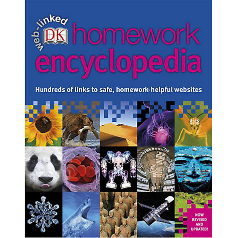 Buy Dorling Kindersley Homework Encyclopedia Online at johnlewis.com
