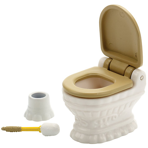 Buy Sylvanian Families Luxury Toilet Online at johnlewis.com