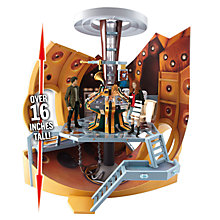 Buy Doctor Who Tardis Playset, Interior Online at johnlewis.com