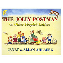 Buy The Jolly Postman and Other People's Letters Online at johnlewis.com
