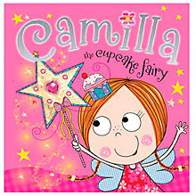 Buy Camilla the Cupcake Fairy Online at johnlewis.com