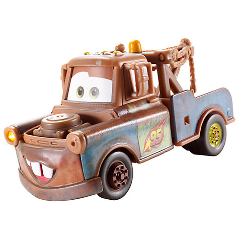 Buy Mattel Disney Cars 2: Toy Cars, Assorted Online at johnlewis.com