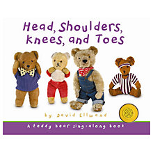 Buy Heads, Shoulders, Knees and Toes Book Online at johnlewis.com