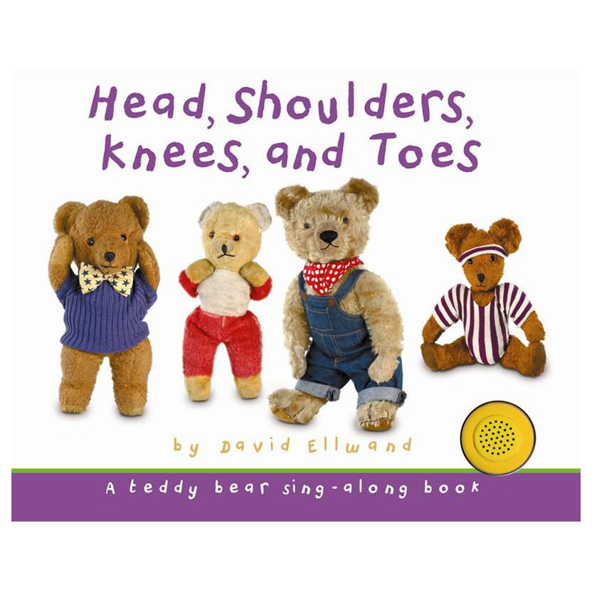 Baker & Taylor Heads, Shoulders, Knees and Toes Book
