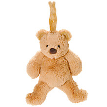 Buy TeddyKompaniet Magne Bear Musical Cot Toy Online at johnlewis.com