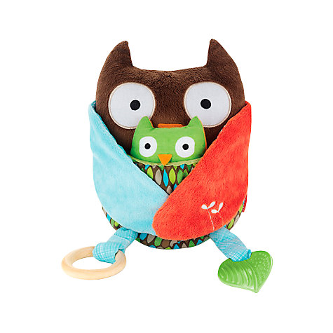Buy Skip Hop Tree Top Hug and Hide Owl Online at johnlewis.com