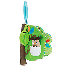 Buy Skip Hop Tree Top Friends Soft Activity Book Online at johnlewis.com