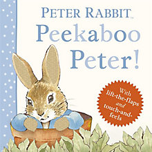 Buy Peter Rabbit: Peekaboo, Peter! Online at johnlewis.com