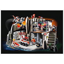 Buy Playmobil Secret Agent Headquarters Online at johnlewis.com