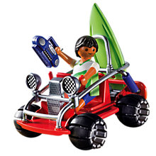 Buy Playmobil Beach Buggy Online at johnlewis.com