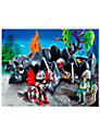 Playmobil Dragon Land: Knight Compact Set
