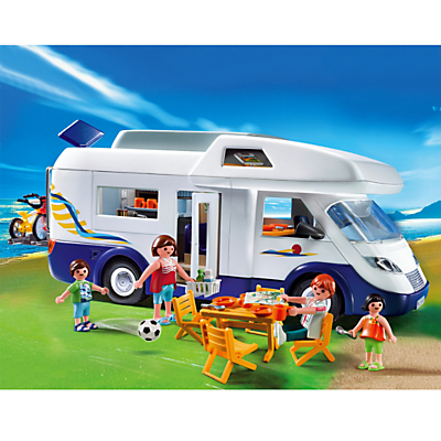 Click here for Playmobil Family Camper