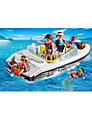 Playmobil Family Speed Boat